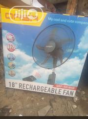 """18"""" Rechargeable Fan   Manufacturing Services for sale in Abuja (FCT) State, Wuse 2"""