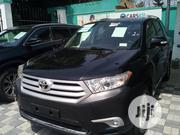 Toyota Highlander 2012 Limited Gray | Cars for sale in Lagos State, Lekki Phase 1