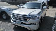 New Toyota Land Cruiser 2016 White | Cars for sale in Abuja (FCT) State, Durumi