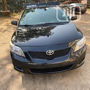 Toyota Corolla 2010 Black | Cars for sale in Abuja (FCT) State, Central Business District