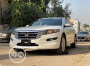 Honda Accord CrossTour 2012 White | Cars for sale in Abuja (FCT) State, Central Business District