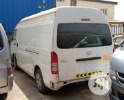 Toyota Hiace Hummer Bus 3 2014 White | Buses & Microbuses for sale in Lagos State, Egbe Idimu