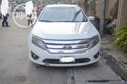 Ford Fusion 2010 SEL White | Cars for sale in Lagos State, Kosofe