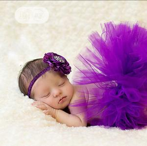 Baby Tutu Skirt And Hairband
