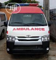 Toyota Hiace Ambulance Hummer Bus 3 2017 White | Buses & Microbuses for sale in Lagos State, Isolo