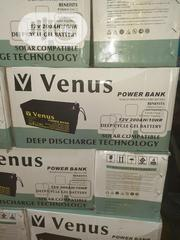 200ah Venus Battery Available | Solar Energy for sale in Lagos State, Ojo