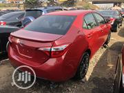 Toyota Corolla 2015 Red | Cars for sale in Lagos State, Apapa