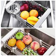 Adjustable Stainless Steel Kitchen Sink | Plumbing & Water Supply for sale in Lagos State, Lagos Island