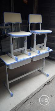 Students Chairs and Table Double Seaters | Furniture for sale in Lagos State, Lagos Island