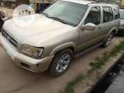 Nissan Pathfinder 2001 Automatic Gold | Cars for sale in Lagos State, Oshodi-Isolo