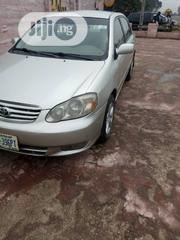 Toyota Corolla 2004 1.6 Sol Silver | Cars for sale in Rivers State, Port-Harcourt