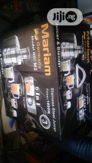Blender and Juicer | Kitchen Appliances for sale in Lagos State, Lagos Mainland