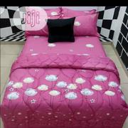 Bedsheet With 4 Pillowcases 6*6 | Home Accessories for sale in Lagos State, Ilupeju