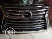Front Grill Lexus LX570 2019 Model | Vehicle Parts & Accessories for sale in Lagos State, Mushin