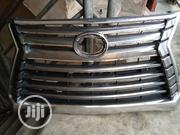 Front Grill Lexus LX 570 2019 | Vehicle Parts & Accessories for sale in Lagos State, Mushin