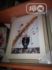 Flower Design Wall Frame Deco | Home Accessories for sale in Lagos State, Ajah