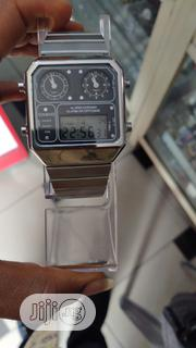 Casio Silver Watch | Watches for sale in Rivers State, Port-Harcourt
