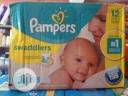 Pampers Swaddlers Size 1 (198 Count) | Baby & Child Care for sale in Lagos State, Surulere