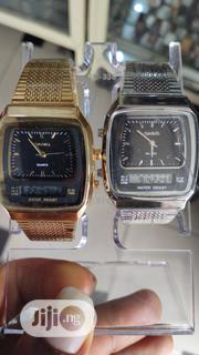 Casio Watch ( Silver or Gold) | Watches for sale in Rivers State, Port-Harcourt
