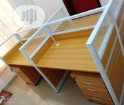 Brand New Quality Four Seaters Workstation Table It Is Strong   Furniture for sale in Lagos State, Lekki Phase 1