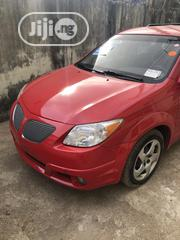 Pontiac Vibe 2005 Red | Cars for sale in Lagos State, Isolo