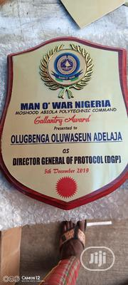 Wooden Award | Other Services for sale in Lagos State, Mushin