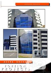 Aluminum Fabrication And Installation. Doors, Windows, Curtain Wall...   Manufacturing Services for sale in Abuja (FCT) State, Maitama