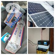 2kva Inverter System With 150amps Batteries And Solar Panels | Solar Energy for sale in Delta State, Ugheli