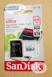 Sandisk Memory Card 64gb Original | Accessories & Supplies for Electronics for sale in Lagos State, Ikeja