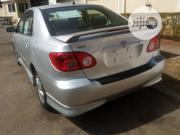 Toyota Corolla 2008 1.8 Silver | Cars for sale in Abuja (FCT) State, Wuse 2