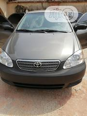 Toyota Corolla 2003 Verso Automatic Gray | Cars for sale in Edo State, Egor