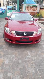 Lexus GS 2011 350 Red   Cars for sale in Lagos State, Lagos Mainland