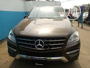 Mercedes-Benz M Class 2013 Brown | Cars for sale in Lagos State, Isolo