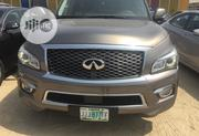 Infiniti QX 2014 Gray | Cars for sale in Lagos State, Lekki Phase 2