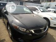 Honda Accord 2008 Black | Cars for sale in Lagos State, Isolo