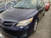 Toyota Corolla 2012 Blue   Cars for sale in Lagos State, Lekki Phase 1