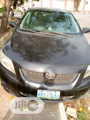 Toyota Corolla 2009 1.8 Exclusive Automatic Black | Cars for sale in Lagos State, Ojodu