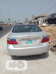 Lexus LS 460 2008 Silver | Cars for sale in Rivers State, Obio-Akpor