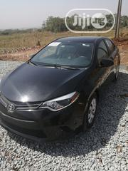 Toyota Corolla 2015 Black | Cars for sale in Abuja (FCT) State, Katampe