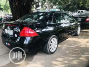 Honda Accord 2006 Sedan LX 3.0 V6 Automatic Black | Cars for sale in Lagos State, Ikeja