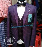 Three Pieces Check Suit | Clothing for sale in Lagos State, Lagos Island