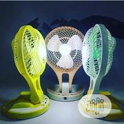 Rechargeable Fan With Led Light | Home Appliances for sale in Lagos State, Alimosho