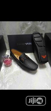 Emporio Armani Suede Loafers   Shoes for sale in Lagos State, Surulere