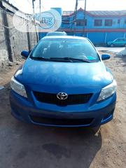 Toyota Corolla 2010 Blue | Cars for sale in Lagos State, Oshodi-Isolo