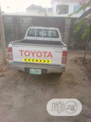 Toyota Hilux 2015 SR5 BLACK 4x4 White | Cars for sale in Rivers State, Port-Harcourt