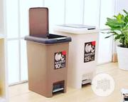 15L Plastic Pedal Dustbin Bucket | Home Accessories for sale in Lagos State, Lagos Island