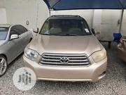 Toyota Highlander 2008 Limited 4x4 Gold | Cars for sale in Lagos State, Lagos Mainland