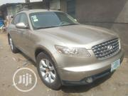 Infiniti FX 2004 Gold | Cars for sale in Lagos State, Ikeja