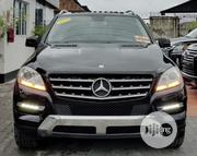 Mercedes-Benz M Class 2012 Black | Cars for sale in Lagos State, Lekki Phase 1