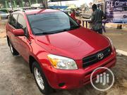 Toyota RAV4 2008 Limited V6 4x4 Red | Cars for sale in Oyo State, Oluyole